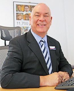 John Callaghan, Principal of Solihull College