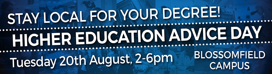 Higher Education Advice Day