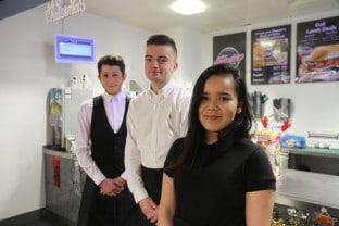 Hospitality at Solihull College