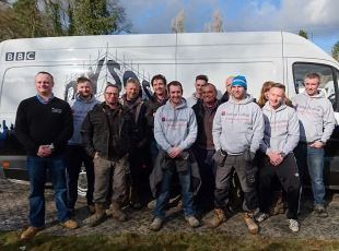 Construction students - DIY SOS