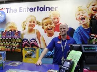 Retail Apprentice David Alexander