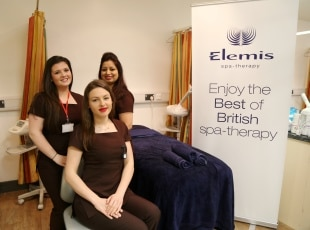 Beauty Students find employment