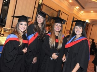 University students at Solihull College & University Centre