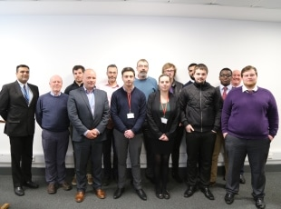 Civil Engineering Apprentices with ICE
