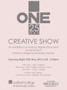 Plus One Art Show