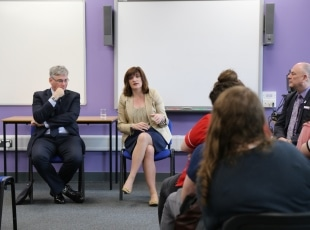 Nicky Morgan visits Solihull College