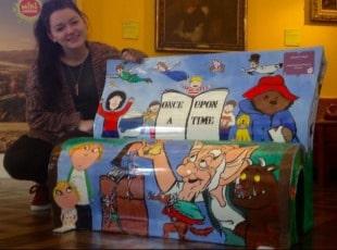 Art student Jess Ladkin