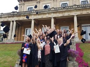 Solihull College graduates