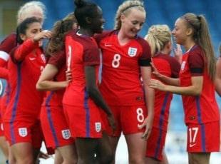 Chloe Peplow, England footballer
