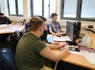 Computing students