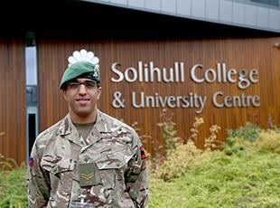 alumni corporal at the centre