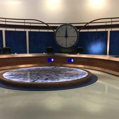 Countdown studio