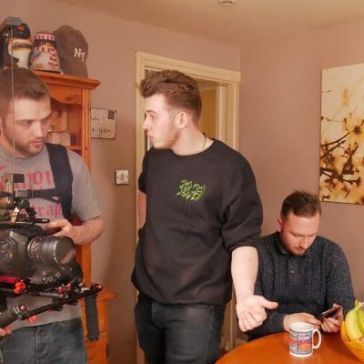 BA Creative Film Production degree course