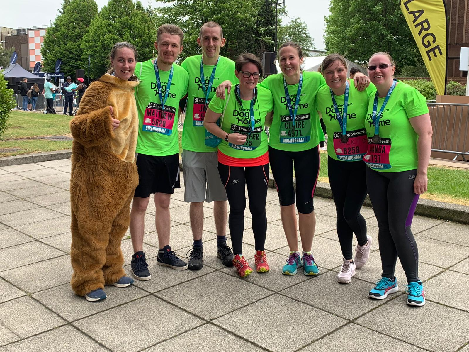 dog's home runners