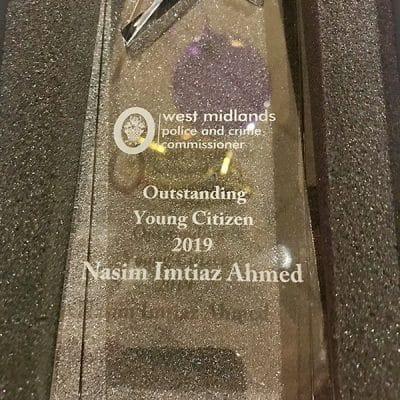 Nasim's award
