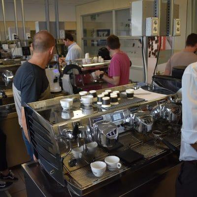 Observing New Era Coffee Ltd coffee machines